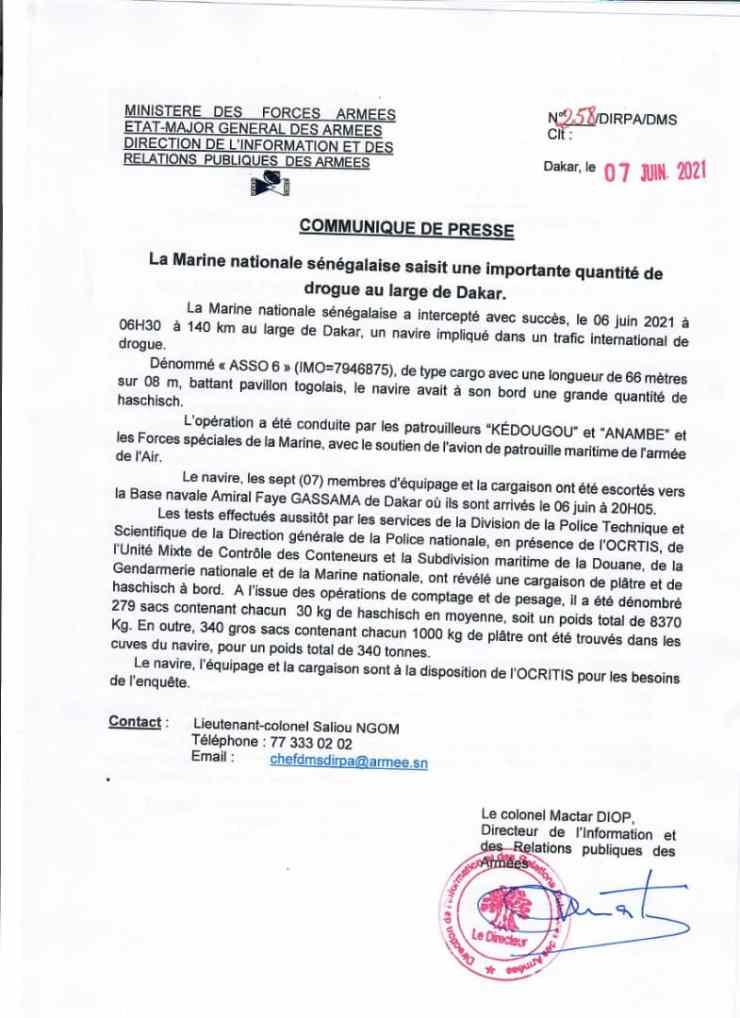 img 20210607 wa0196 - Senenews - Actualité au Sénégal, Politique, Économie, Sport
