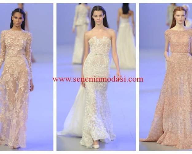 Elie Saab 2014 Spring-Summer Couture Collection