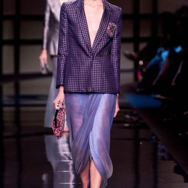 Giorgio Armani 2014 Spring-Summer Collection2