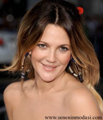 drew barrymore sac stili