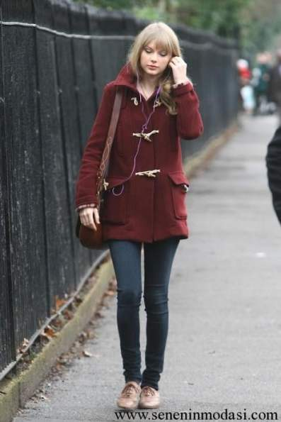 taylor_swift_ duffle coat