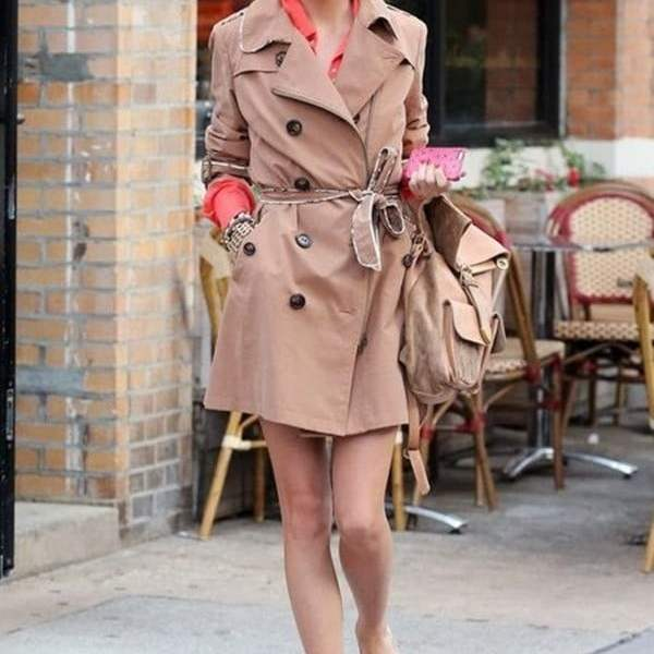 2014 spring/summer Trench Coats