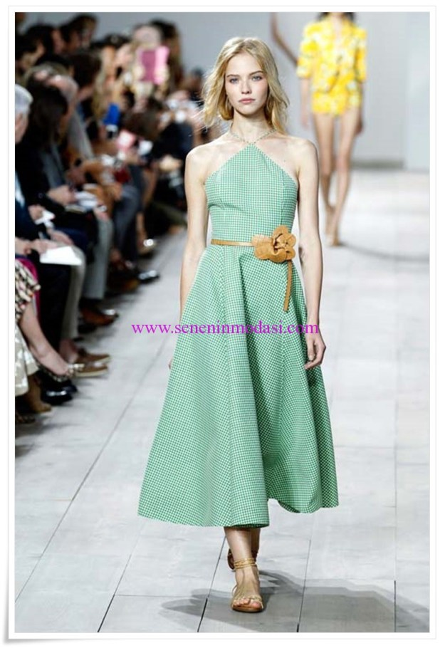 Michael Kors Spring 2015 collection