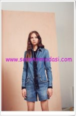 see-by-chloe-2015-denim şort tulum
