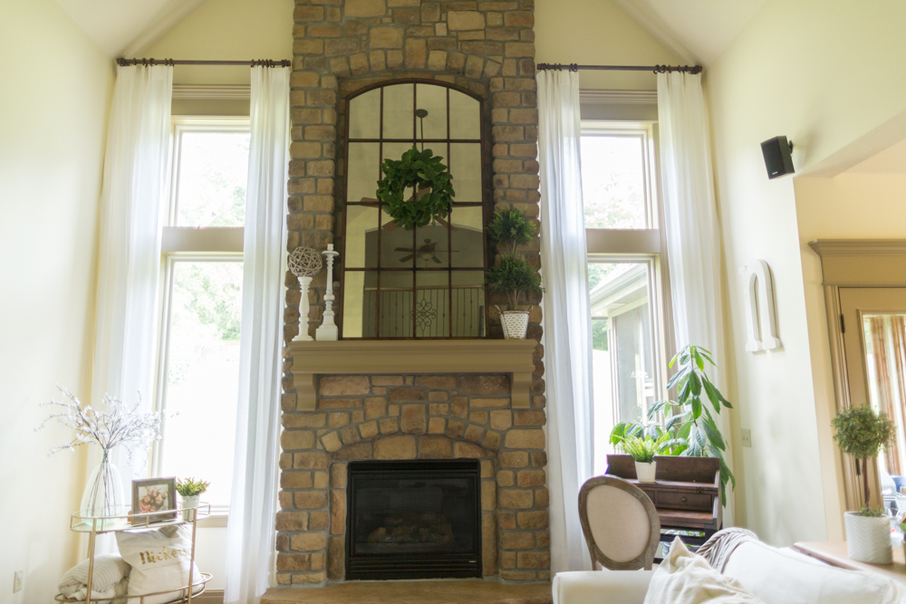 tips for the perfect two story curtains