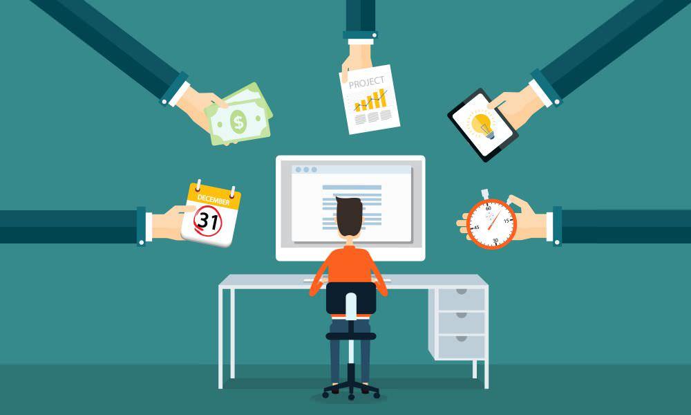Cara Mendapatkan Uang dari Internet - freelance