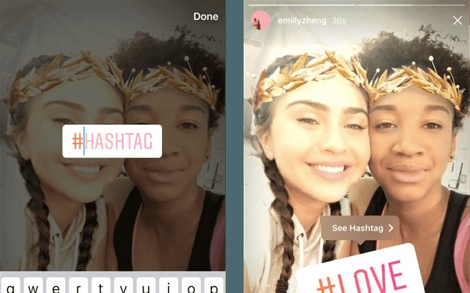 Fitur Terbaru Instagram - instagram hashtag