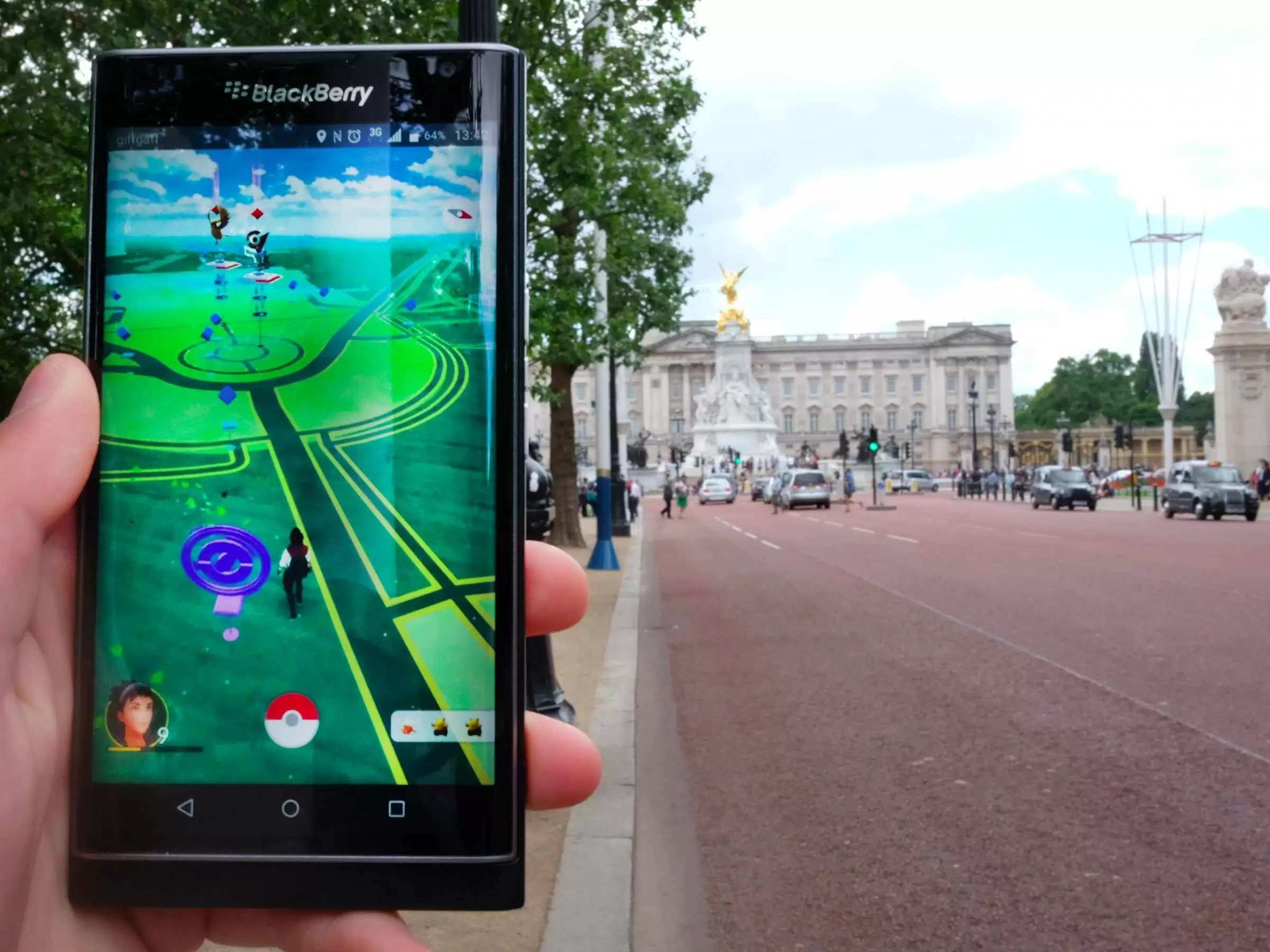 Lokasi Menangkap Pokemon Pokemon Go