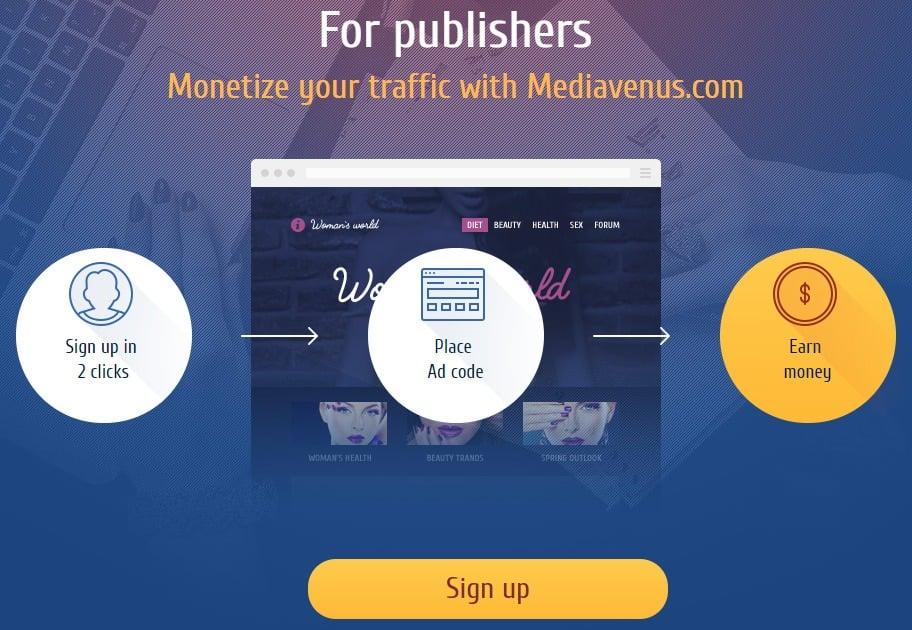 MediaVenus Cara Menghasilkan Uang Dari Blog Dengan Iklan Native - 3