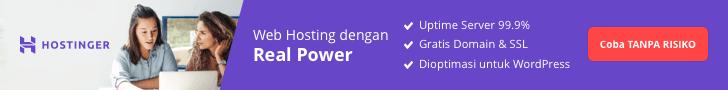 hostinger hosting terbaik