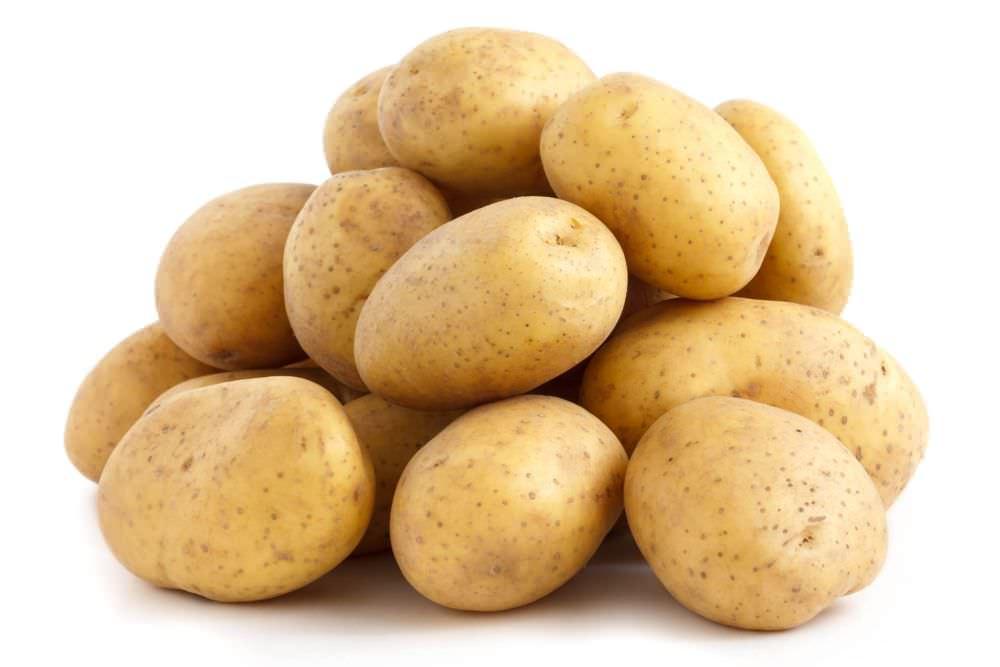 pilihan menu makanan untuk diet - kentang