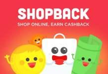 situs belanja online favorit cashback shopback - 1