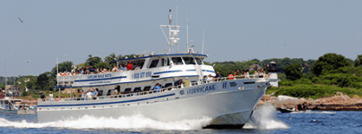 Cape Ann Whale Watch's Hurricane II