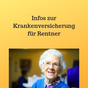 Infos zur Krankenversicherung für Rentner