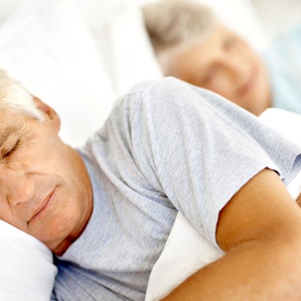 Sleep Like Life Depended On It