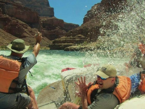 Getting wet is part of the package, but with solid planning, a river trip through the Grand Canyon can (comfortably) get you in touch with your wild side!