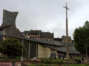 Rouen's Joan of Arc's Memorial Church