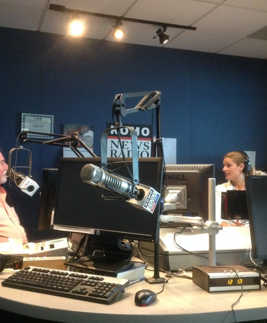 Senior Online Safety - KOMO News Radio - Christopher Burgess & Jennifer Harriman