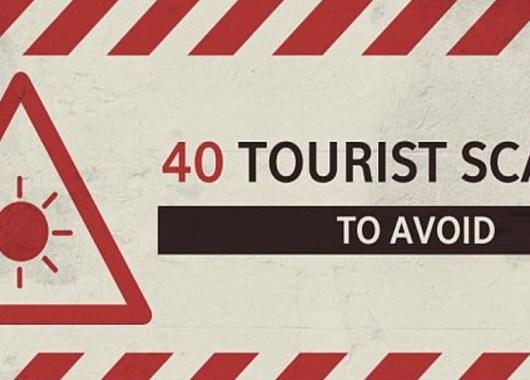 Senior Online Safety - Tourist Scams