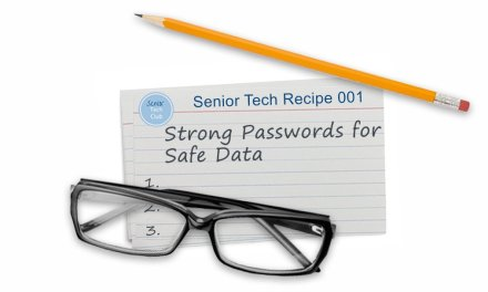 Strong Passwords for Safe Data
