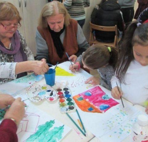 Centrul generatii voluntariat seniori