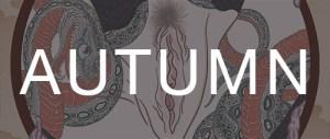 season, autumn, erotic, shunga, erotica, snake, tattoo
