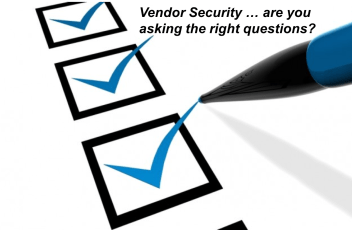 Checklist-Vendor-Security