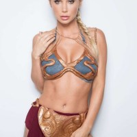 Sara Jean Underwood Star Wars PlayBoy Photoshoot