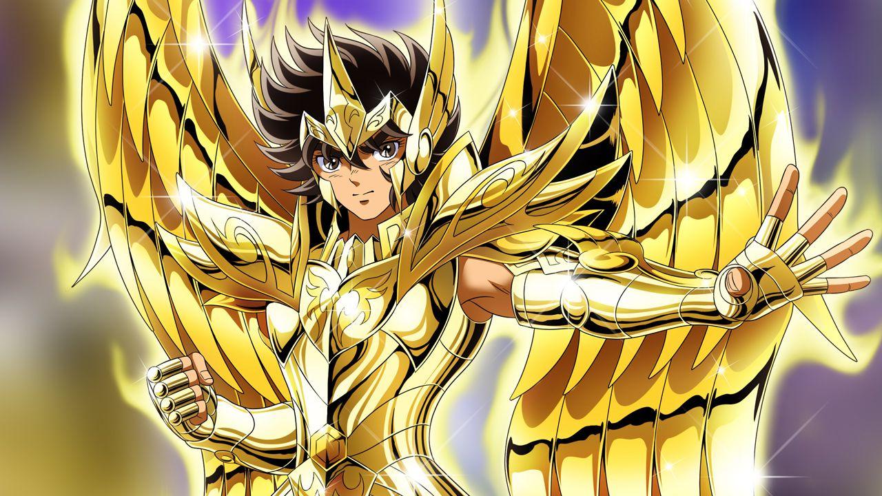 caballeros zodiaco armadura