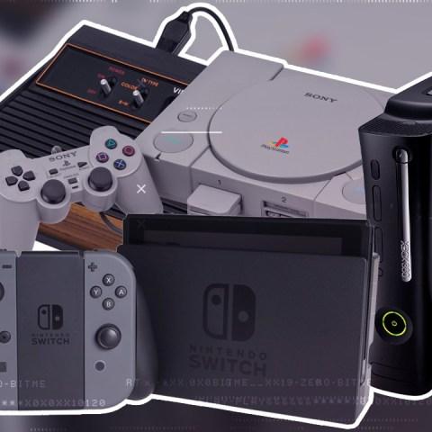 Videojuegos: ¿Cuáles han sido las generaciones de consolas?