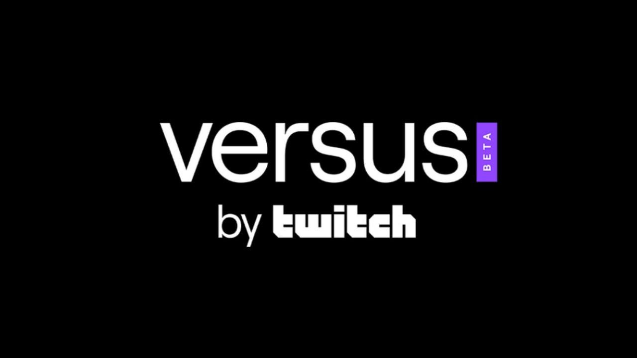 logo de versus beta de twitch