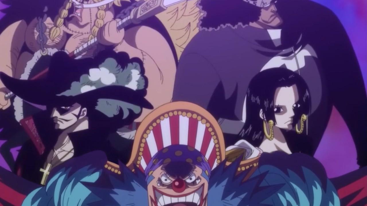 One Piece: El ranking de poder de todos los Shichibukai