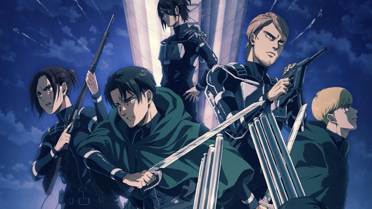 Attack on Titan: ¿Dónde y cuándo ver el estreno de la temporada final de Shingeki no Kyojin?