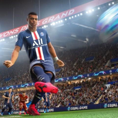 FIFA 21 PS5 Xbox Series X
