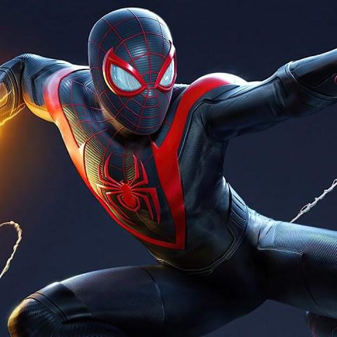 miles morales spiderman ps5 reseña gameplay captura black lives matter