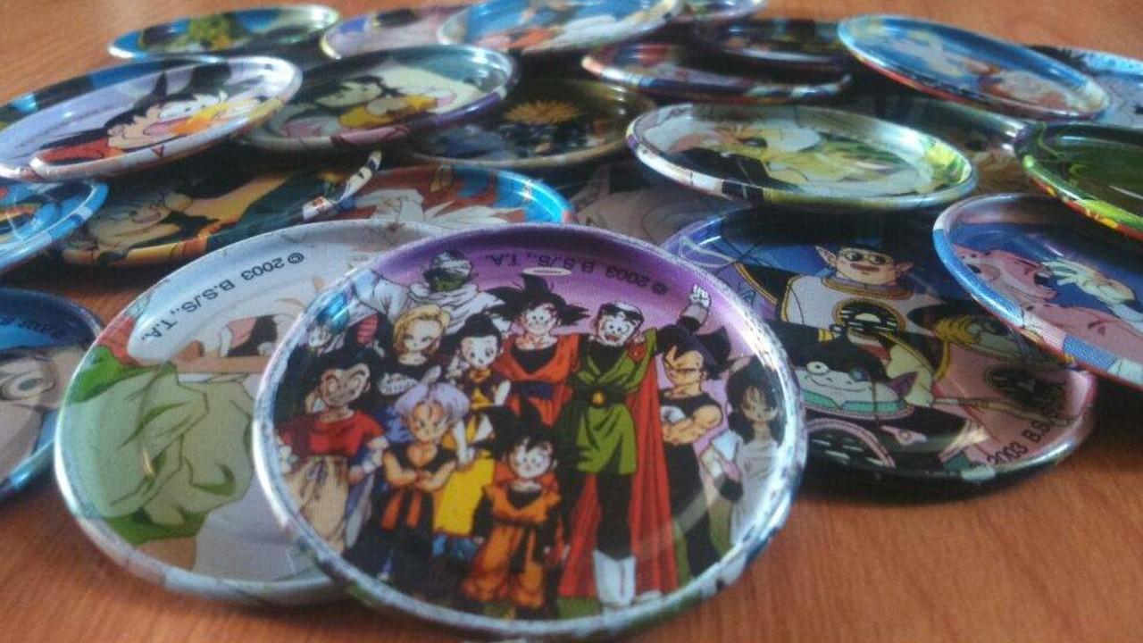 Habrá una nueva colección de tazos de Dragon Ball