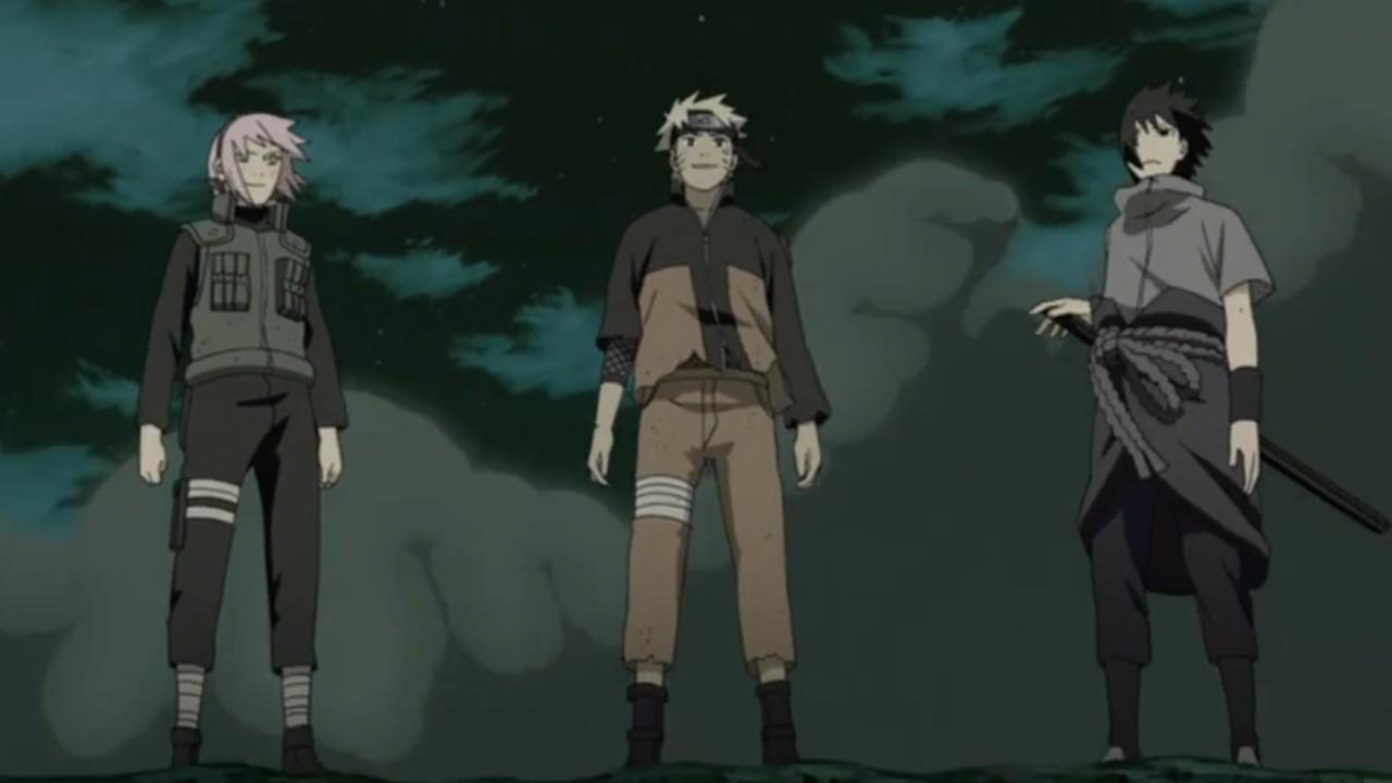 naruto gran guerra ninja anime