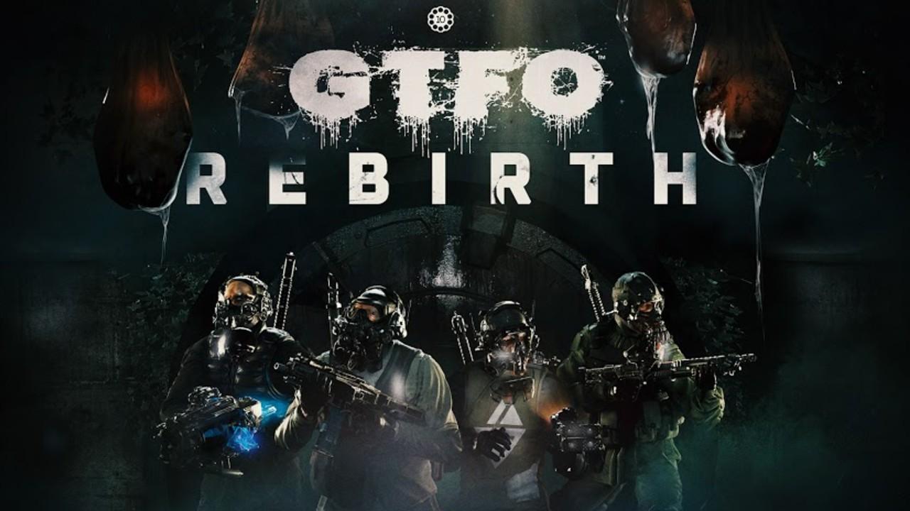 gtfo actualización rundown rebirth
