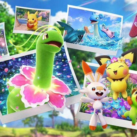 New Pokémon Snap nuevo sistema de clasificación para videojuegos en México