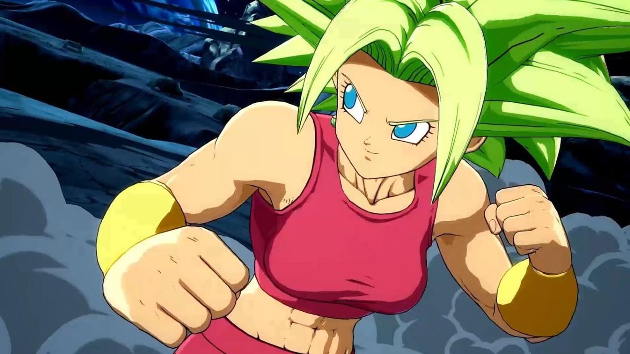 Dragon Ball Super Kefla Super Saiyajin Fase 4