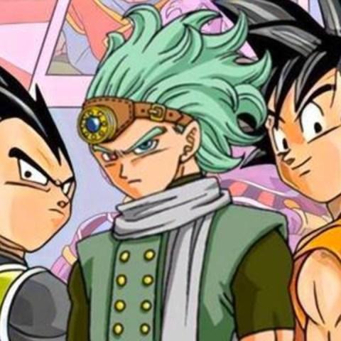 dragon ball super capítulo 72 manga