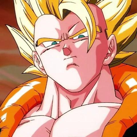 Dragon Ball: Gogeta al estilo del manga Berserk