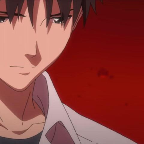 Studio Ghibli Evangelion 3.0+1.0
