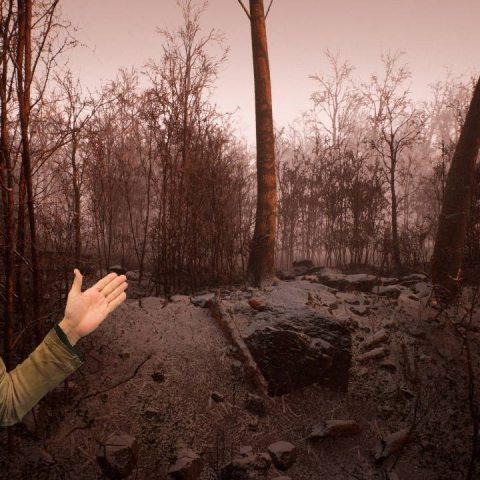 Blue Box Abandoned Silent Hill Hideo Kojima