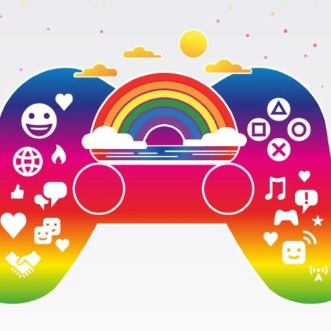 PlayStation Pride Tema Juegos