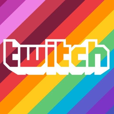 Twitch Pride LGBTQIA