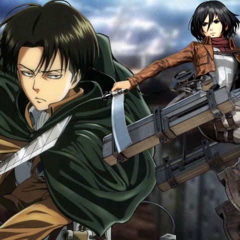 Attack on Titan Anime Ackerman Clan Familia
