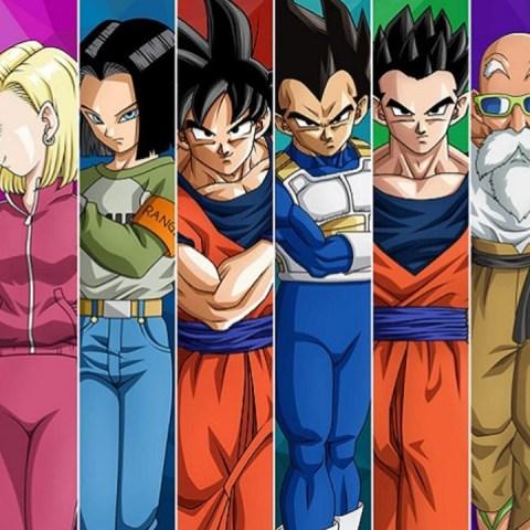 Personajes de Dragon Ball Super más populares Shonen Jump