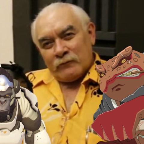 Arturo Casanova Gamabunta Naruto Winston Overwatch