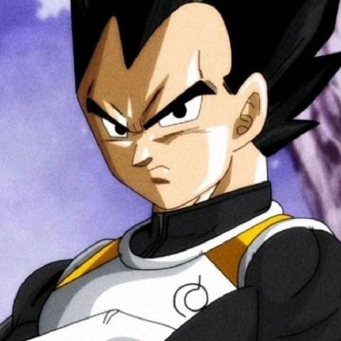 Vegeta Hakaishin imágenes Dragon Ball